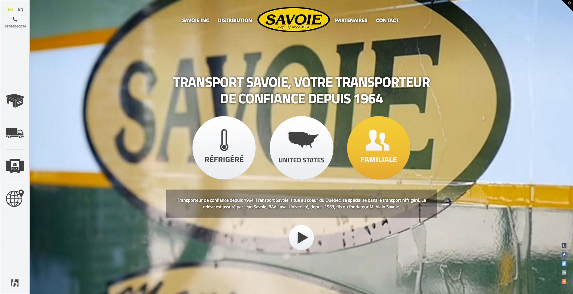 Transport Savoie