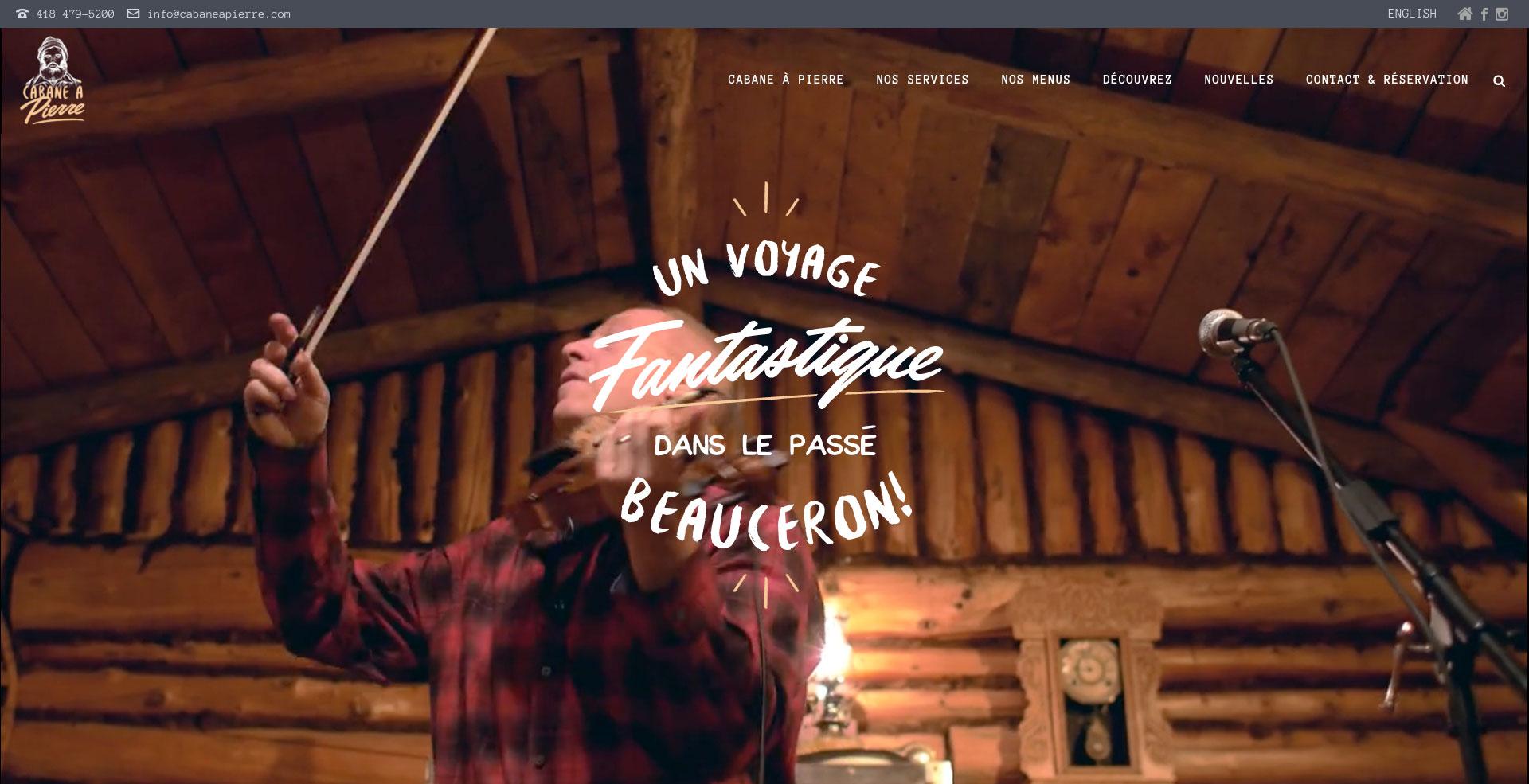 Cabane à Pierre
