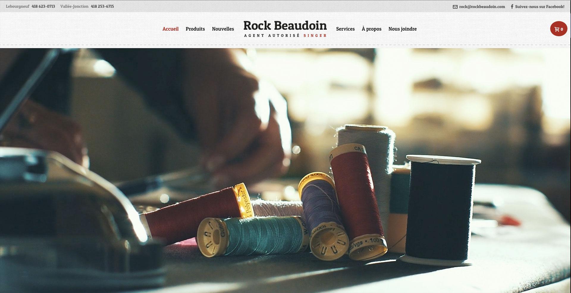 Rock Beaudoin