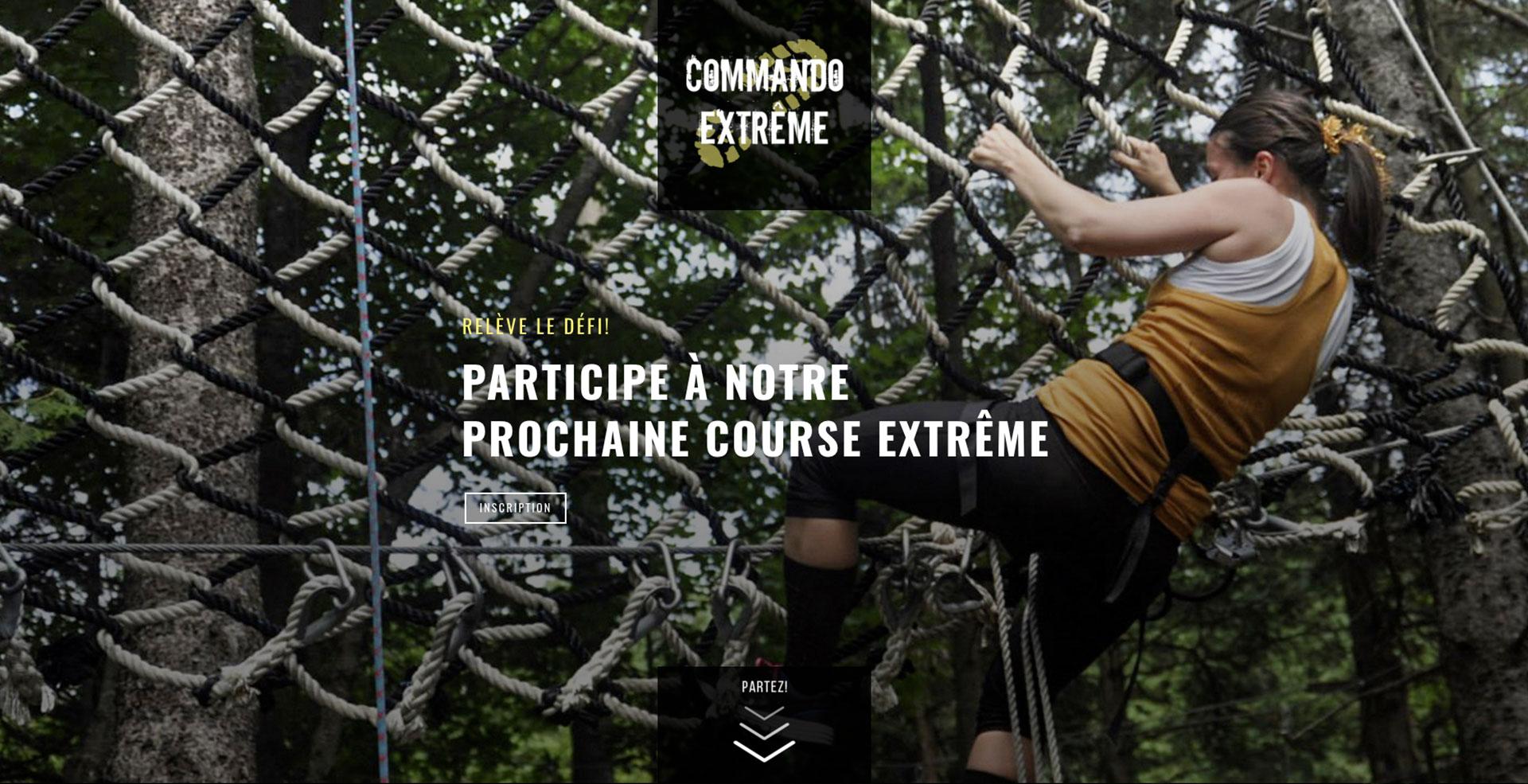 Commando Extrême