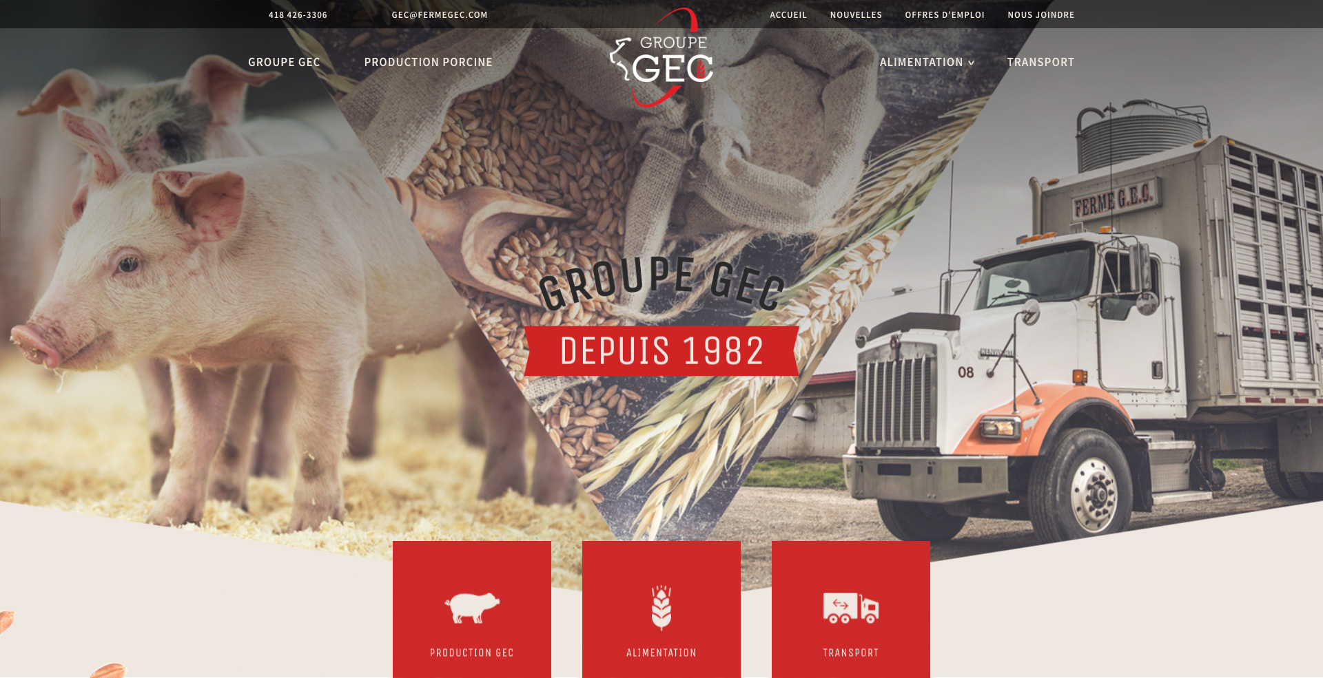 Groupe GEC