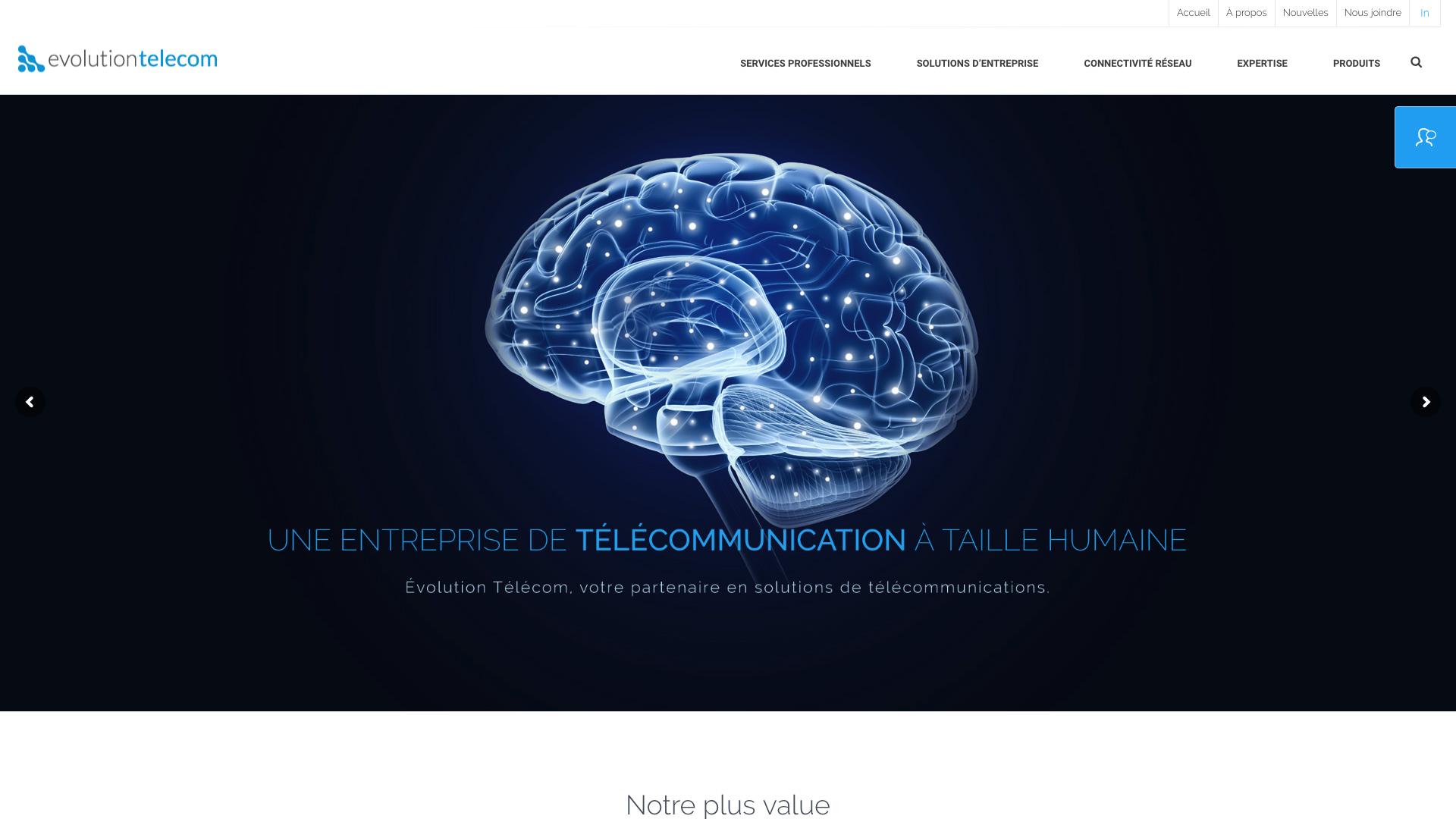 Evolutiontelecom