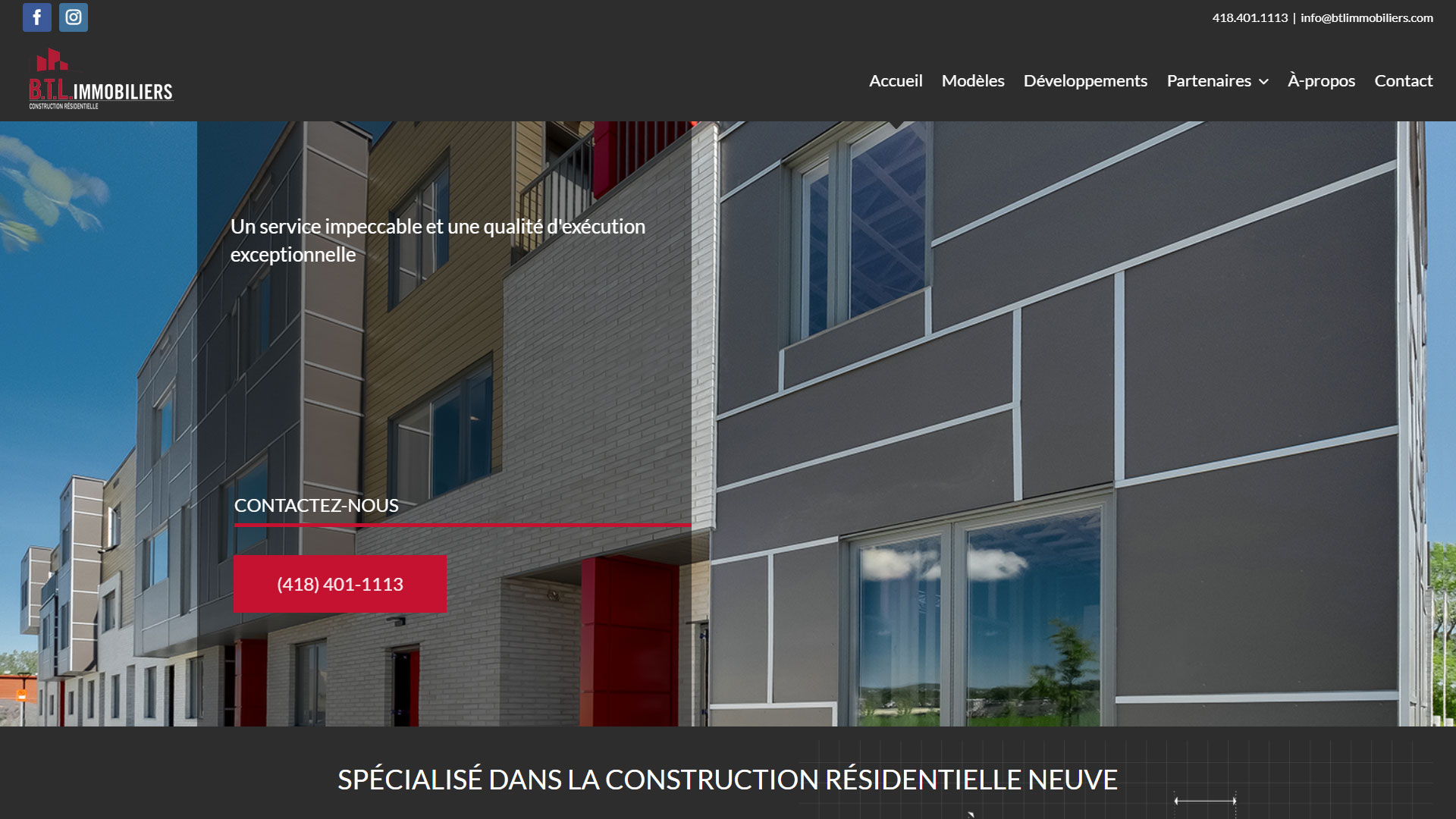 BTL Immobiliers
