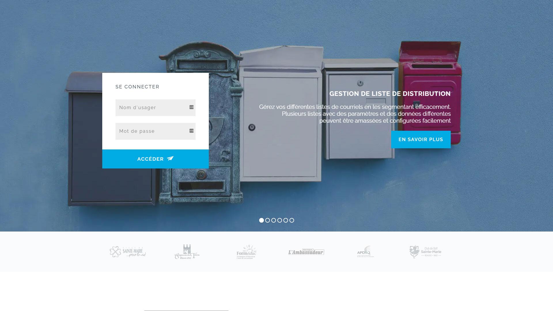 Envoicourriel.com