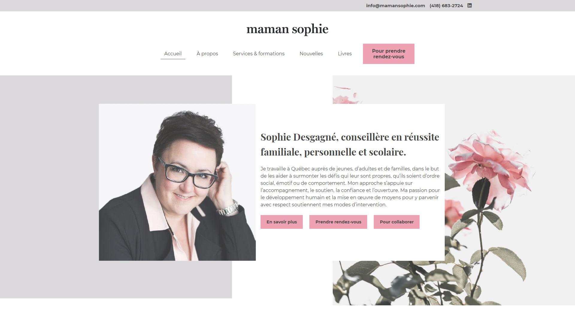 Maman Sophie